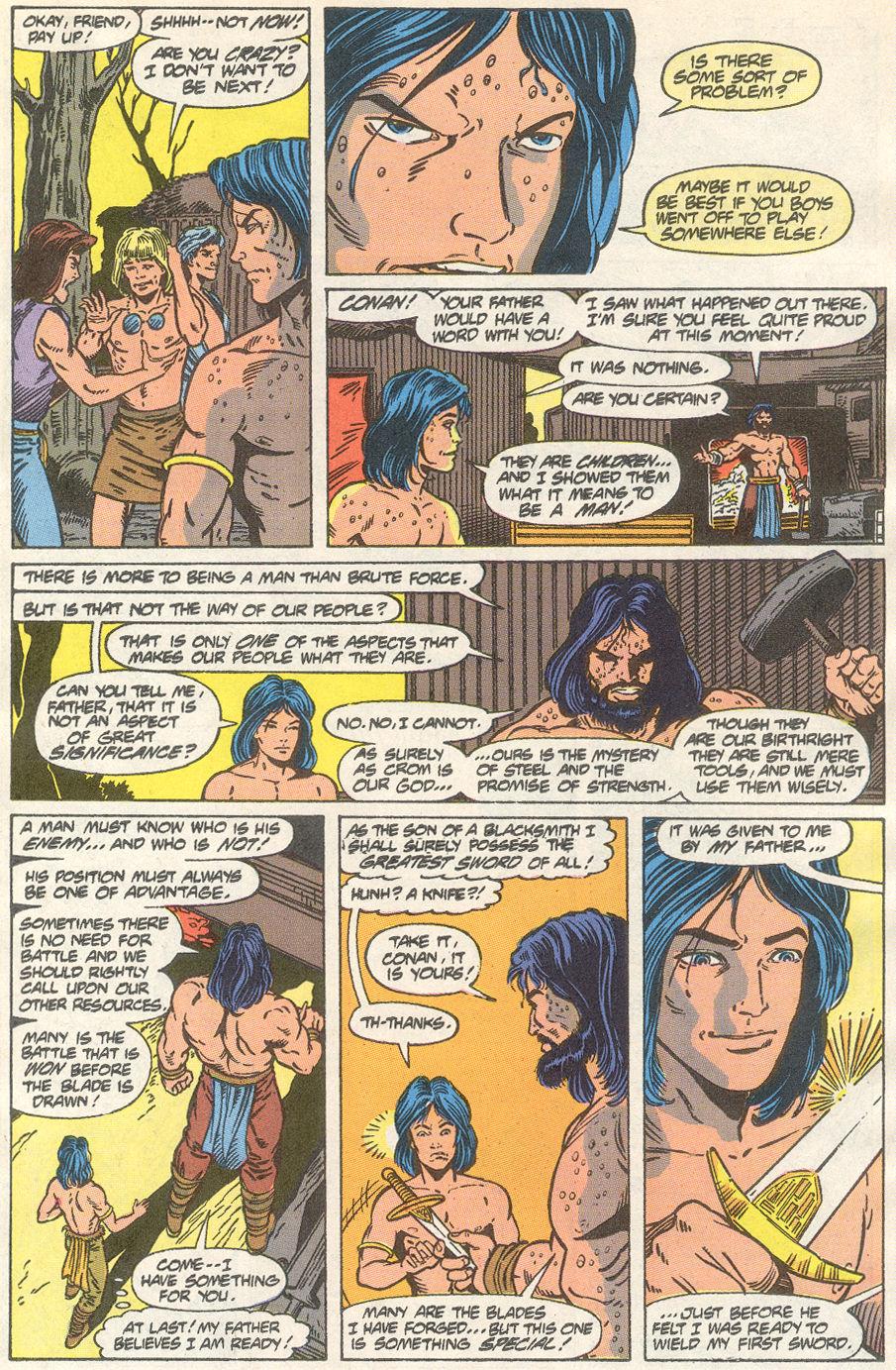 Conan the Barbarian (1970) Issue #233 #245 - English 12