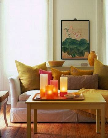 Interesting Tips for Decorating Your Living Room in Diwali Living