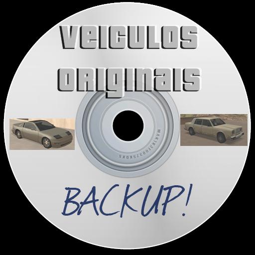 SA - Backup de Todos os Veículos do GTA SA
