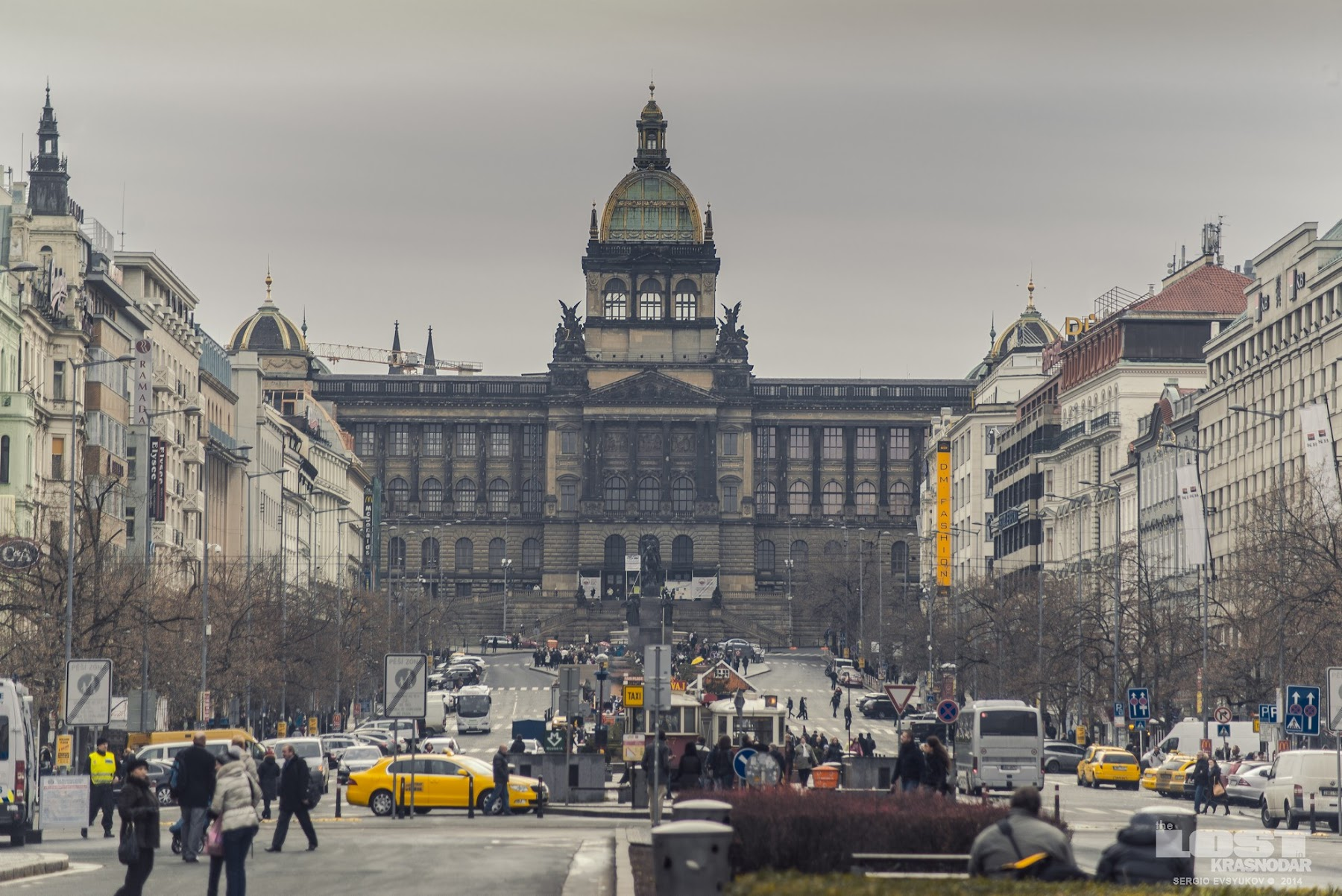 Достопримечательность Праги