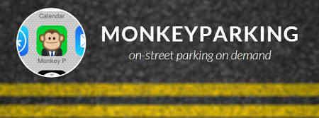 MonkeyParking logo app