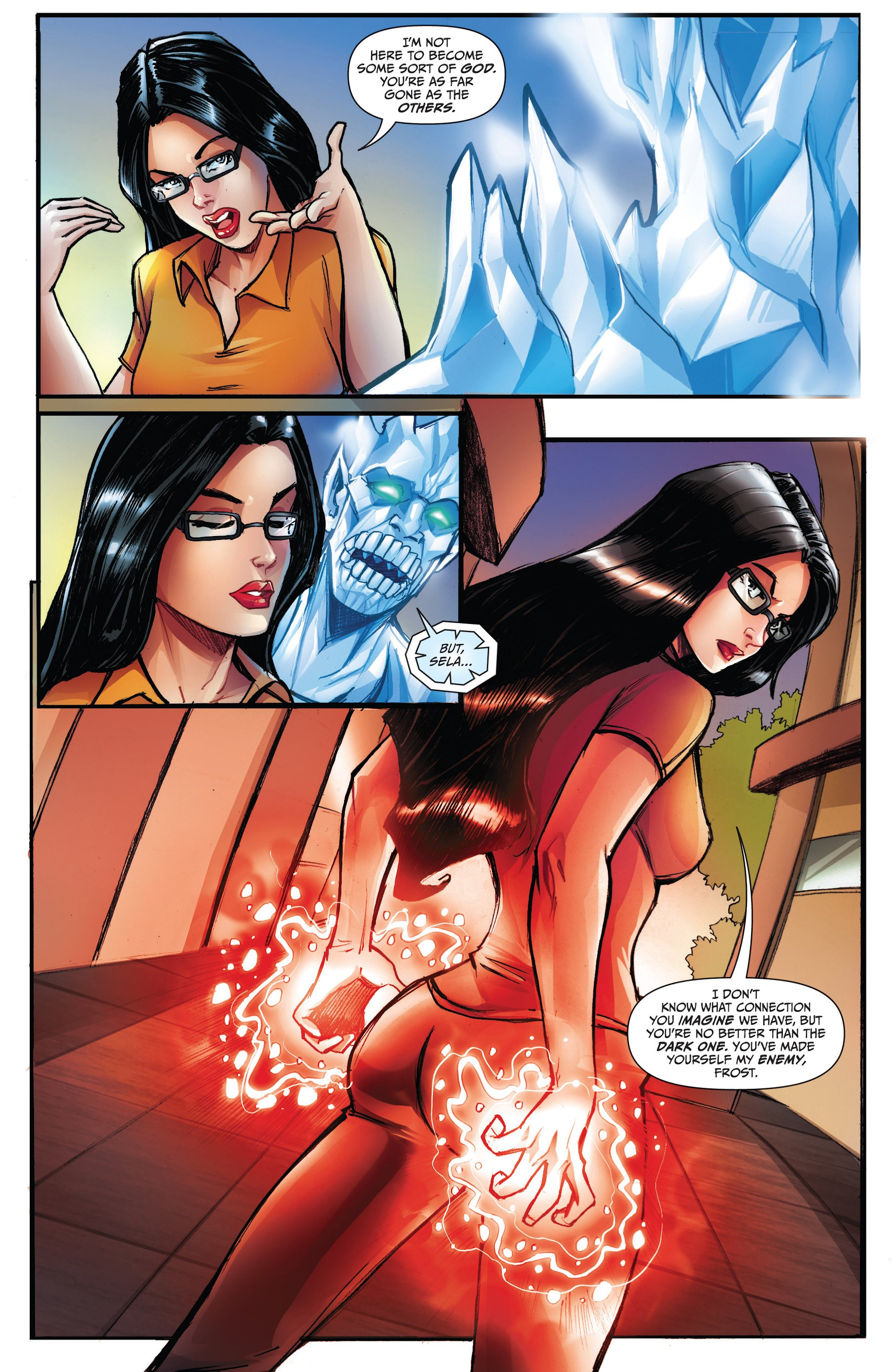 Grimm Fairy Tales (2005) Issue #90 #93 - English 19
