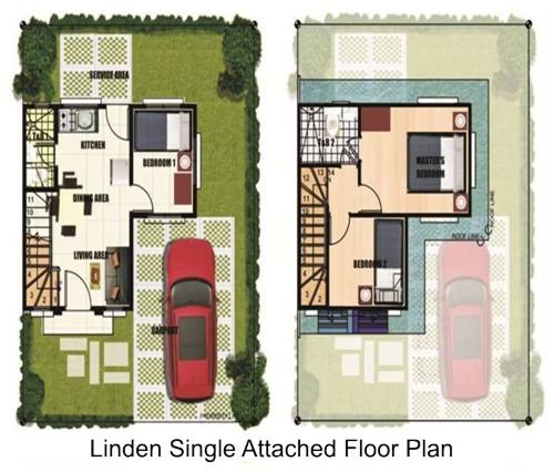 แปลนบ้าน 2 ชั้น ดูง่าย เข้าใจง่าย สร้างง่าย หลายๆแบบ