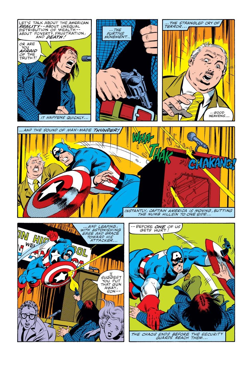 Captain America (1968) Issue #267 #182 - English 4