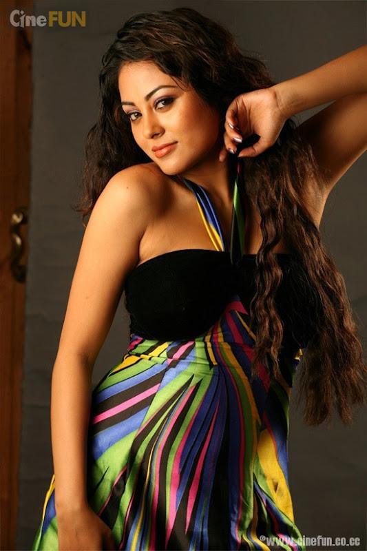 Meenakshi Latest Photoshoot glamour images