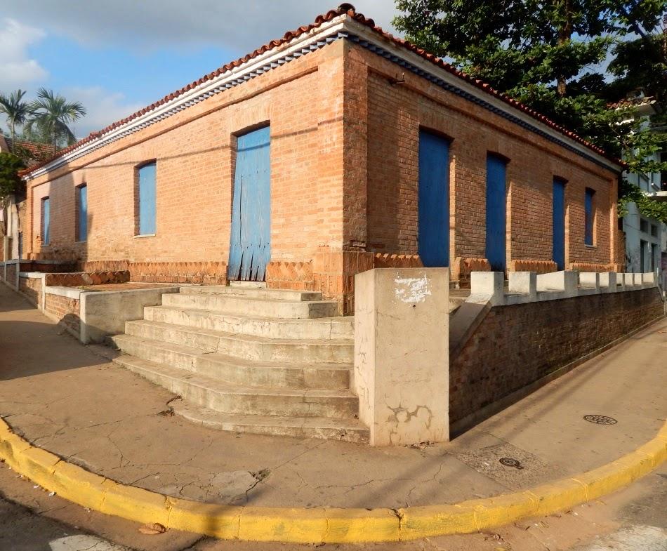 Construído no final do século XIX, o museu (abandonado) de Paulínia foi uma das primeiras residências do núcleo urbano que deu origem à cidade.