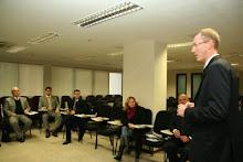 Inicia curso de capacitação de conselheiros da Cooperativa de Crédito de Advogados Gaúchos