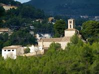 Església de Sant Ponç de Corbera