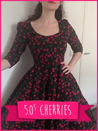50s Rockabilly dress