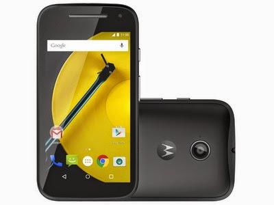 Spesifikasi dan Harga Motorola Moto E 4G