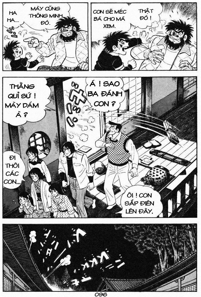 Siêu quậy Teppi chap 55 - Trang 16