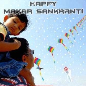 Makar Sankranti Wallpaper for girlfriend