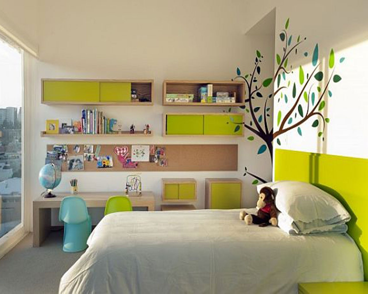 Modern Decor Ideas For Kids