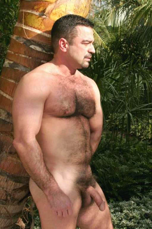 from Marquis gay bear men naked