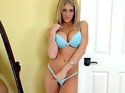 Which perilously bikini hoe down pics like any