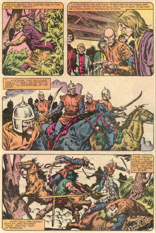 Conan the Barbarian (1970) Issue #144 #156 - English 10