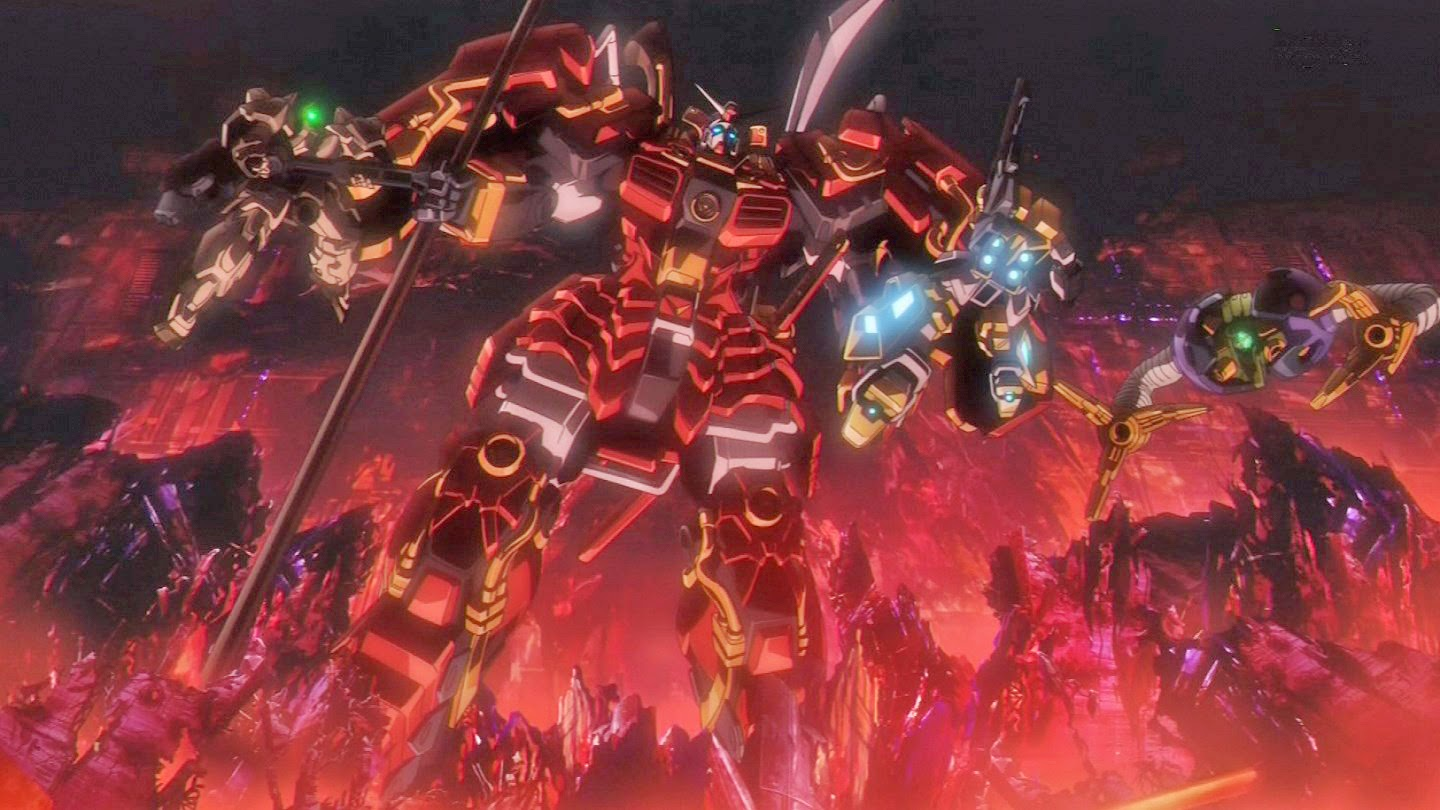 Gundam guy gundam build fighters try episode 1 39 the boy for Domon kasshu build fighters try