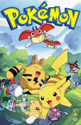 Pokemon Todas as Temporadas – Dublado