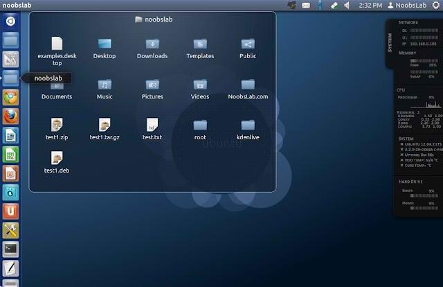 unity folder drawers