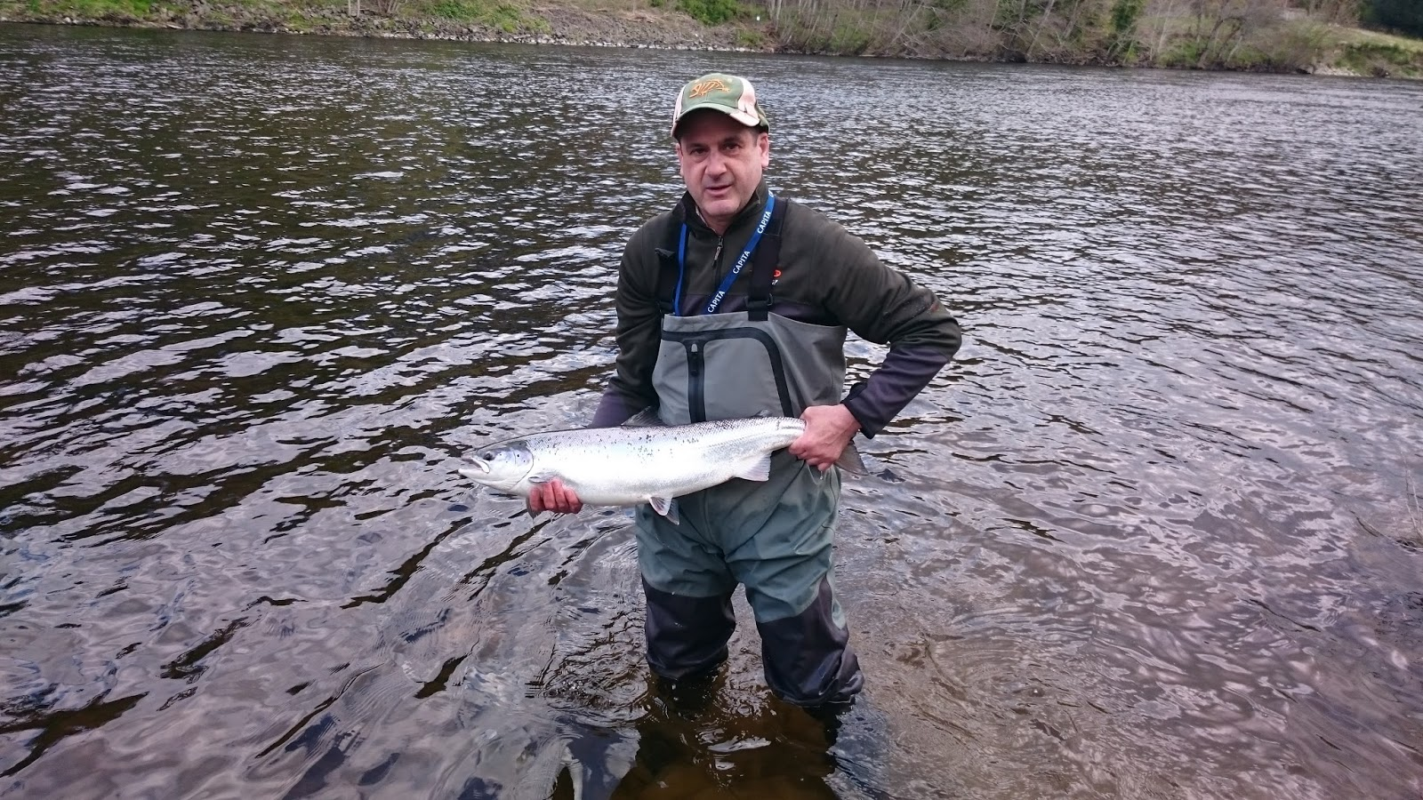 Salmon fly spring salmon fishing on the river tay tay for Salmon fishing colorado