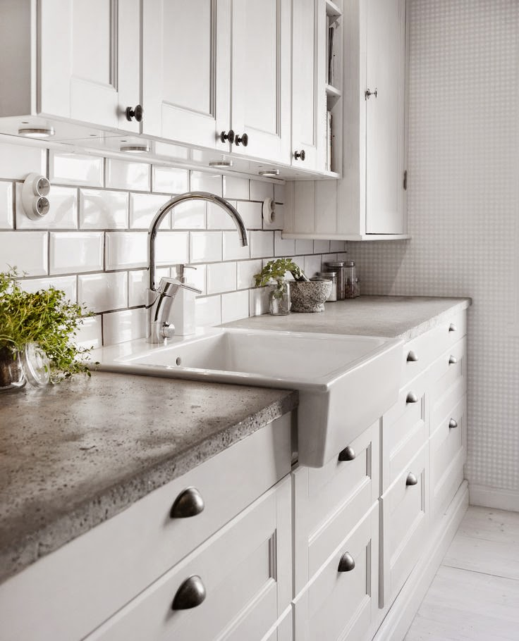 chicdeco blog farmhouse kitchen sinks types and features