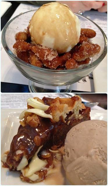 Solita, Manchester - Desserts