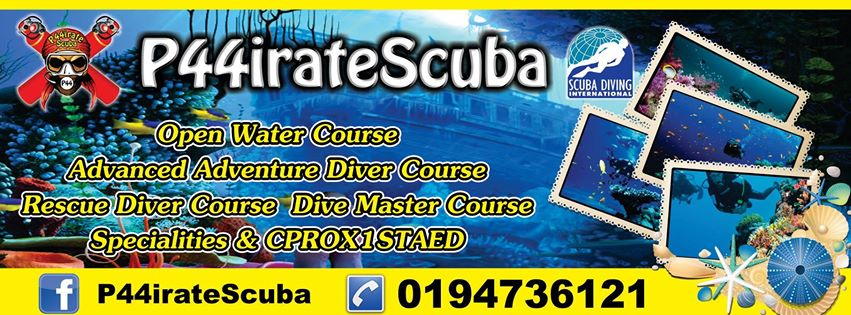 Scuba Diving Courses - Click Here !!