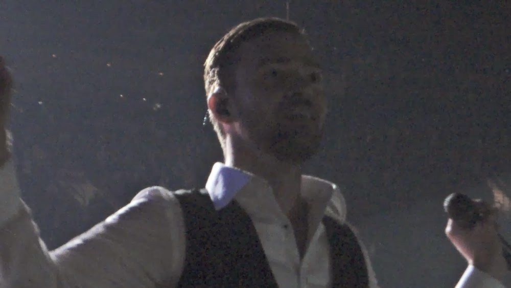 Justin Timberlake singing Summer Love in Vancouver, January 2014