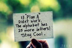 ...Sempre existirá uma possibilidade...