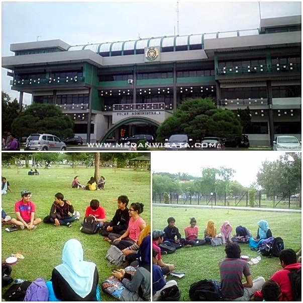 Taman USU Medan