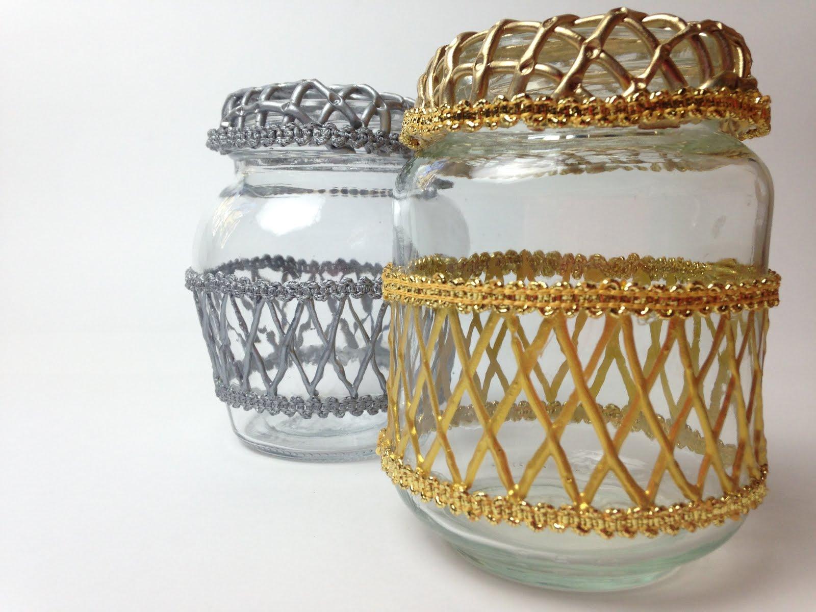Me encanta decorar frascos es inagotable for Decoracion de frascos de vidrio para cocina