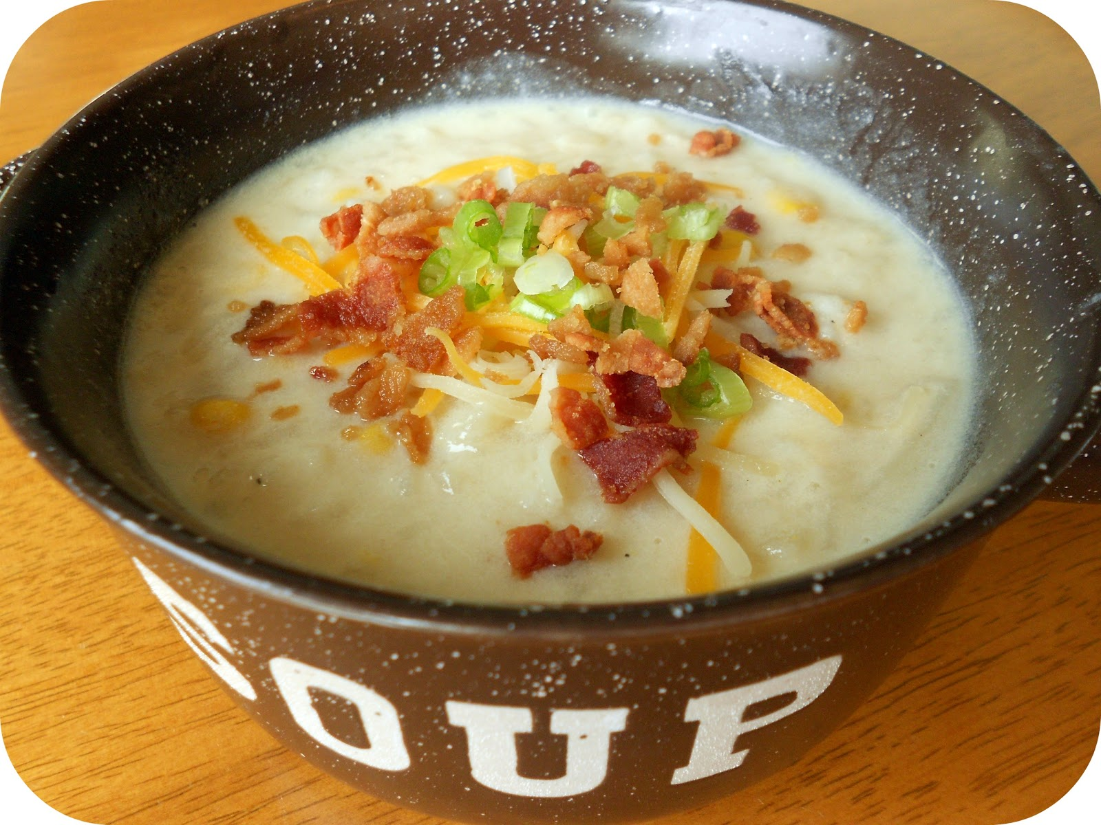 Disneyland's Loaded Potato Soup Recipe | Six Sisters' Stuff