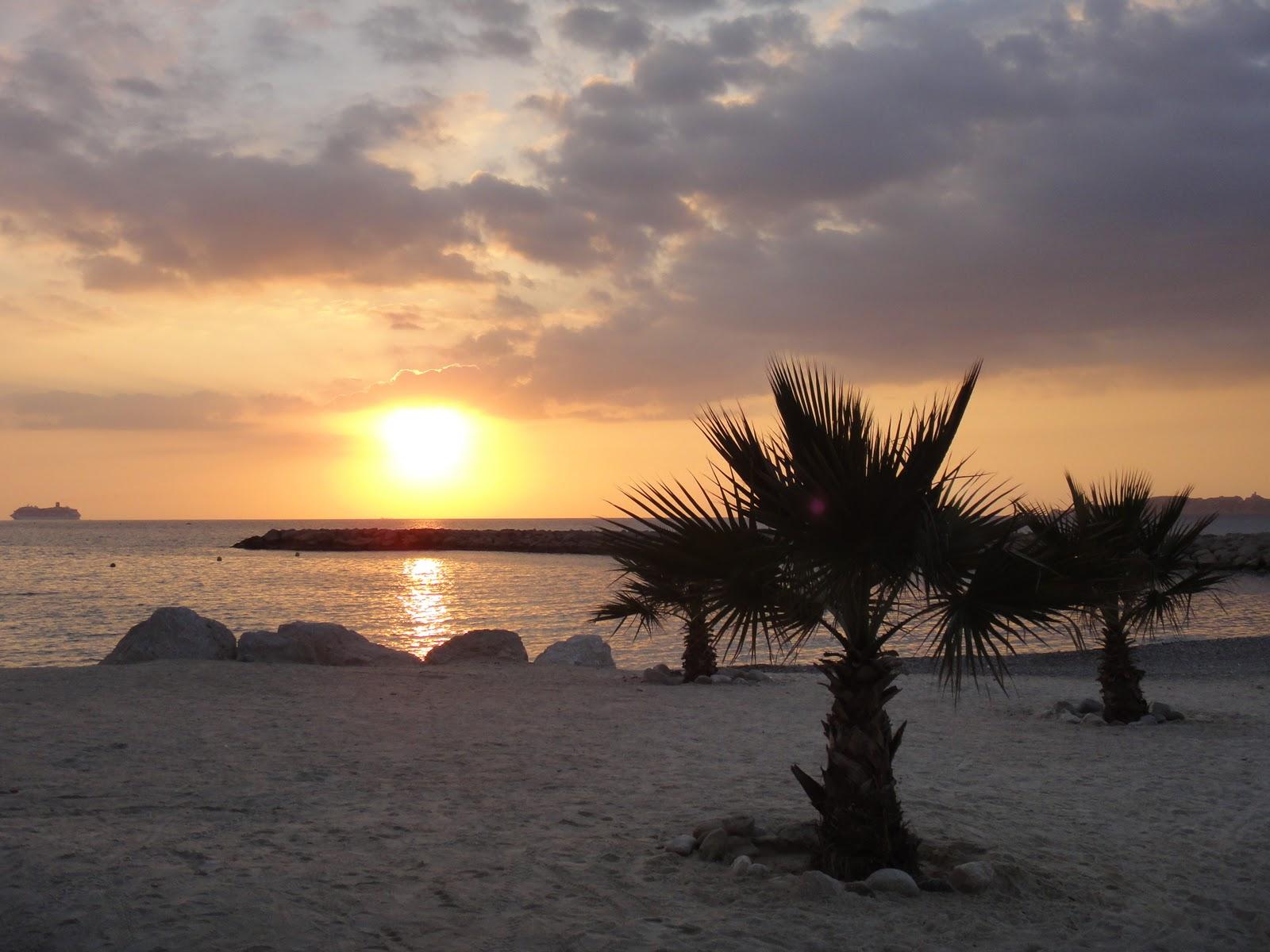 Le prado marseille coucher de soleil sunset - Coucher de soleil marseille ...