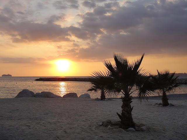prado coucher de soleil