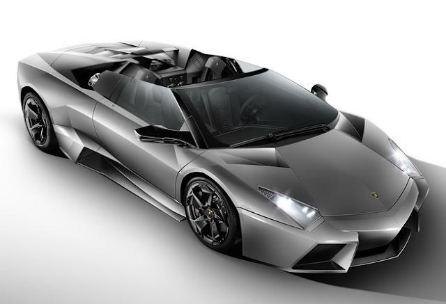 Siêu Xe Lamborghini Reventon Roadster