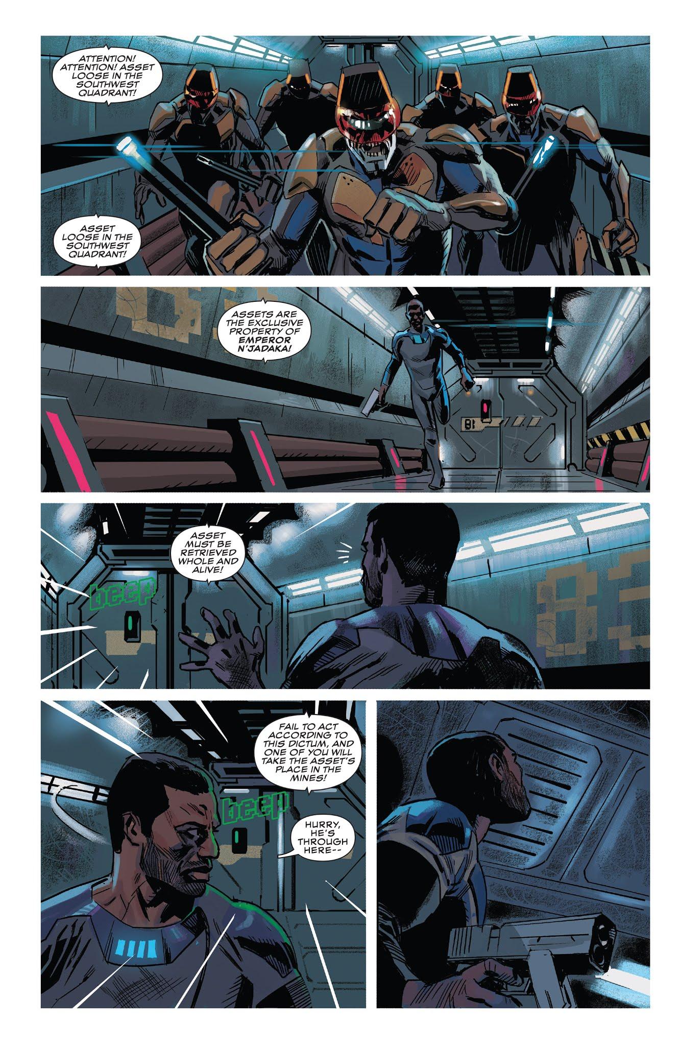 Black Panther (2018) #1 #18 - English 12