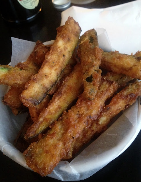 Byron Burger Courgette Fries
