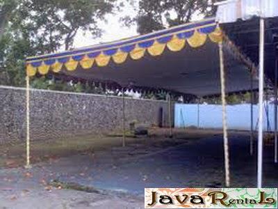 Sewa Tenda Plafon