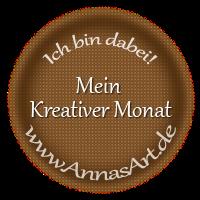 Annas kreativer Monat