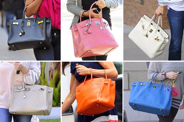 hermes bag types
