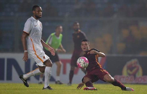 AS Roma Indonesia Day 2015