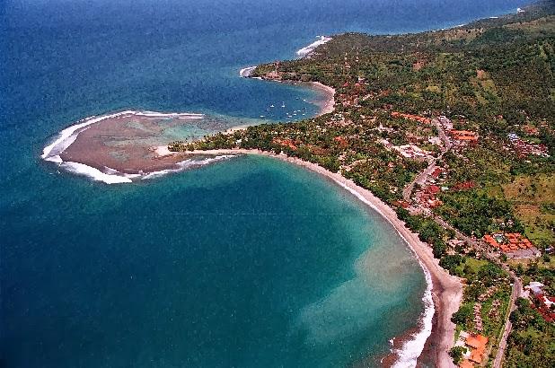 Pantai Senggigi di Lombok Yang Menakjubkan