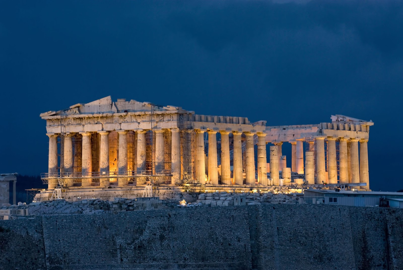 importance and influence of the parthenon in ancient greece The parthenon is one of the best known architectural symbols of any civilization built in the 15 year period between 447-432 bc this ancient greek temple was designed as a replacement for a temple destroyed by the persians in 480 bc.