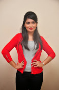 Angie James Telugu cinema Actress Photos-thumbnail-7