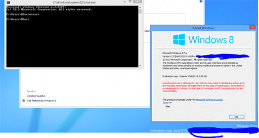 windowsblue Windows Blue avvistato in Cina, <br>indizi su Internet Explorer 11