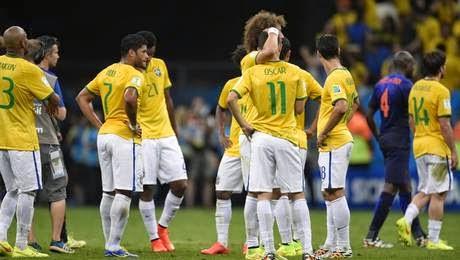 Brasil el gran fracaso en Brasil 2014