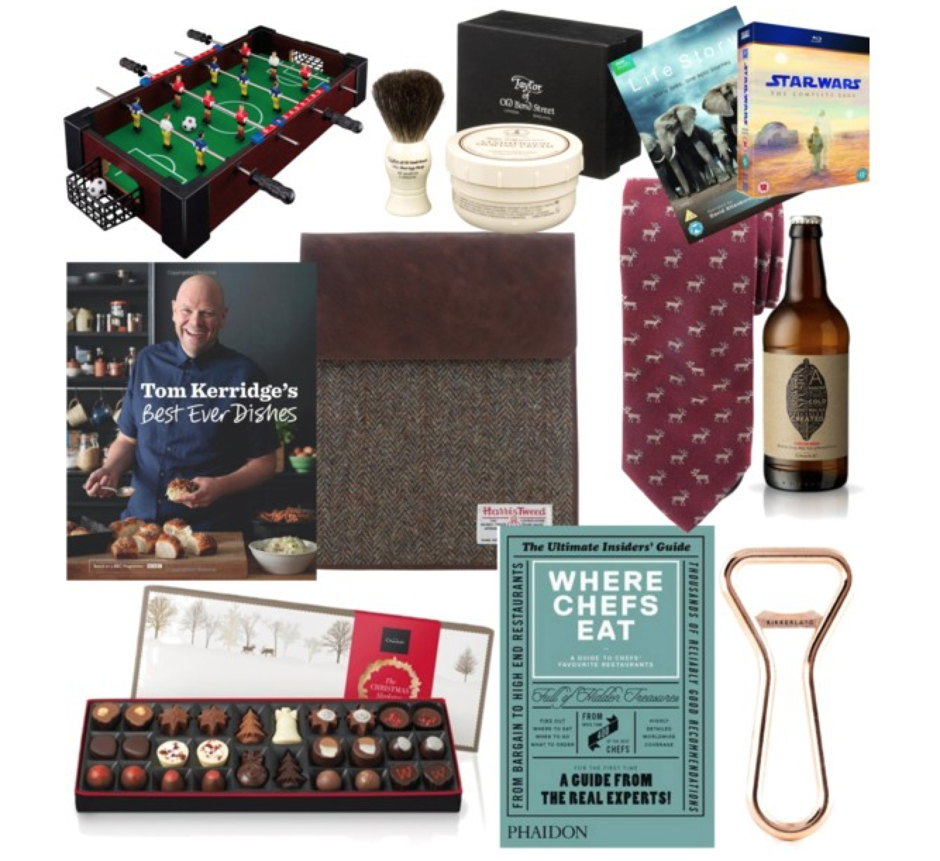 Christmas Gift Guide: For Him | She\'s So Lucy