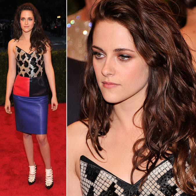 [FOTOS] Kristen Stewart: Metropolitan Museum of Art's Costume Institute Gala 2012 (MET Gala 2012) - New York - 07 de Maio de 2012