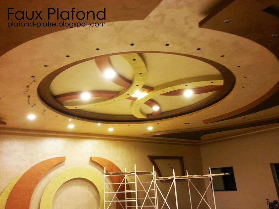 id e faux plafond sp ciale 2014 faux plafond id al. Black Bedroom Furniture Sets. Home Design Ideas