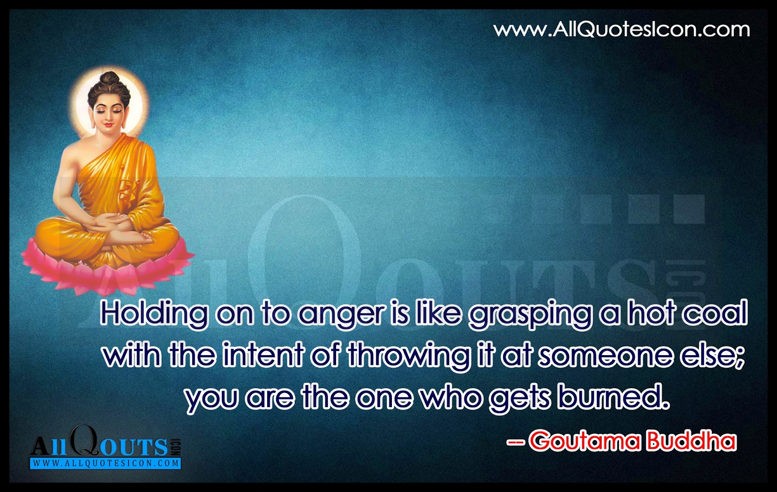 Goutama Buddha English QUotes Images Wallpapers Pictures Photos